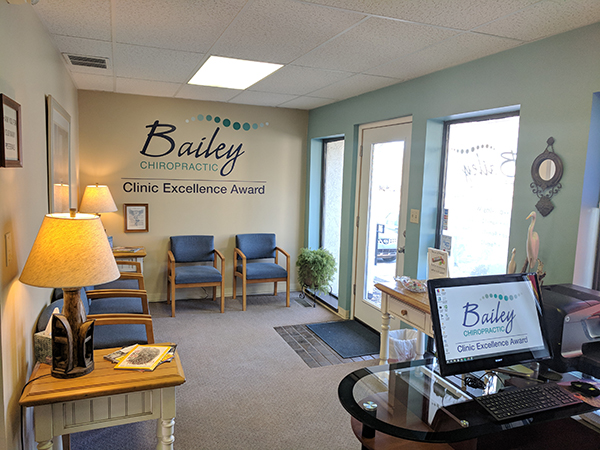 Bailey Chiropractic Front Office